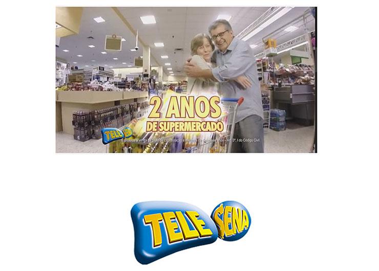 Leonardo Gomes e Ignes Polidoro aprovados pela da Tele Sena