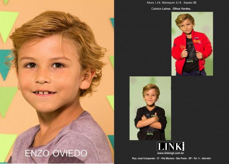 Enzo Oviedo aprovado pela Hang Loose
