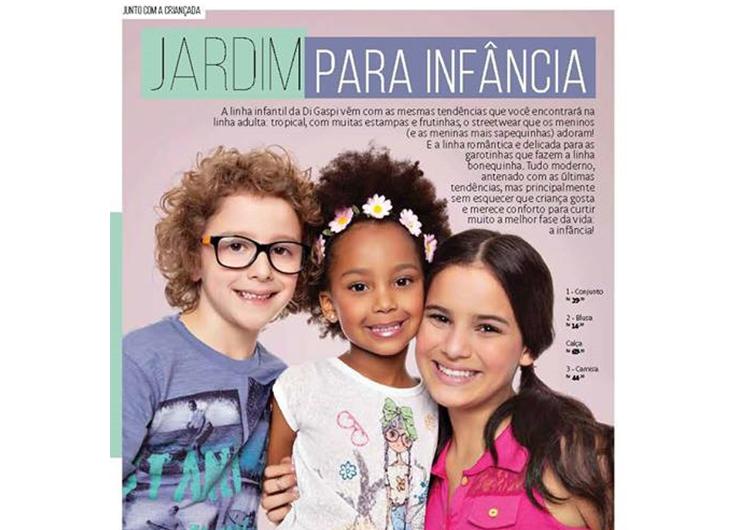 Bianca Sousa e Laura Souza - Campanha DiGaspi