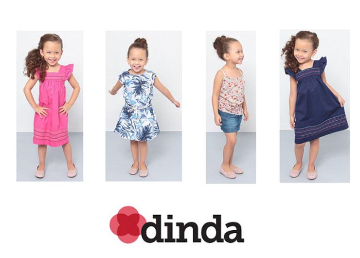 Modelo Maria Cristina Azevedo aprovada para Dinda!