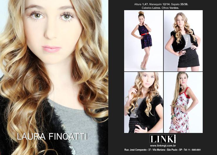 Laura Fincatti - Look Book da marca Vide Bula