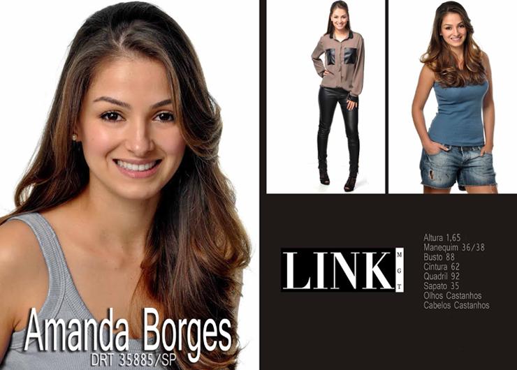 Modelo Amanda Borges na campanha da marca Del Carmen by Sarruc